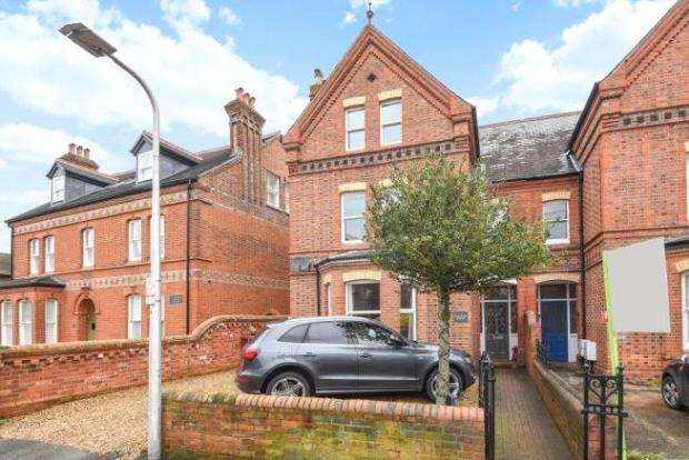 6 Bedrooms Semi Detached House for sale in Castle Crescent, Reading, Berkshire