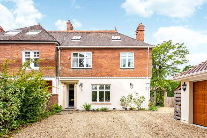 5 Bedrooms House for sale in Wilverley Road, Brockenhurst, Hampshire, SO42