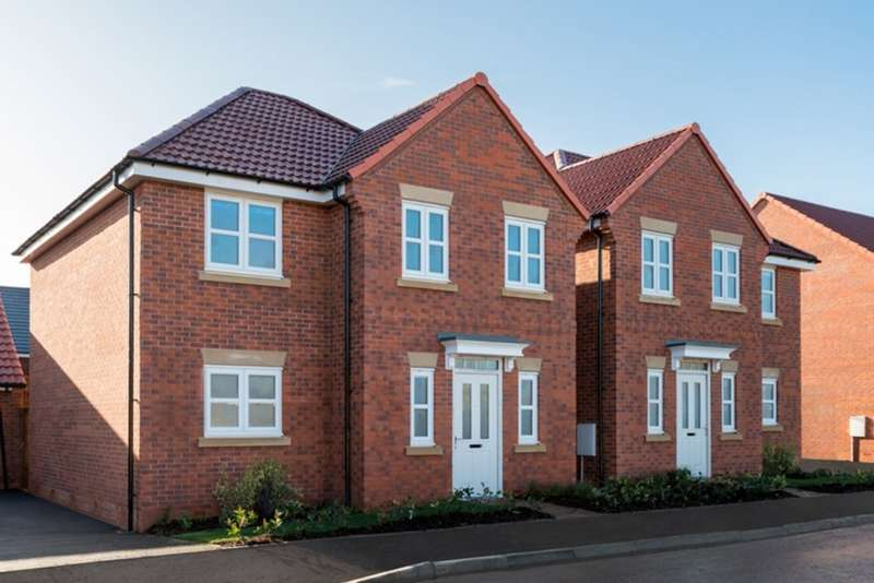 3 Bedrooms Detached House for sale in Plot 26, Pebworth, Imperial Gardens