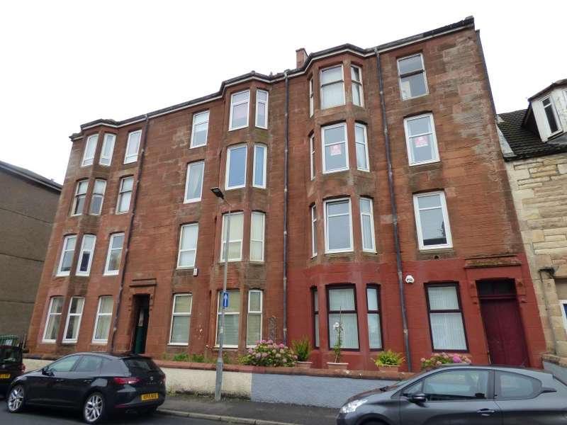 2 Bedrooms Flat for sale in 34C, Sidney Street, Saltcoats, North Ayrshire