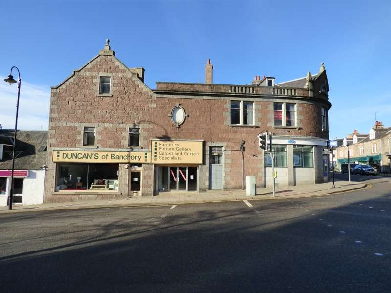 Commercial Property for sale in 2, Dee Street, Banchory, Aberdeenshire