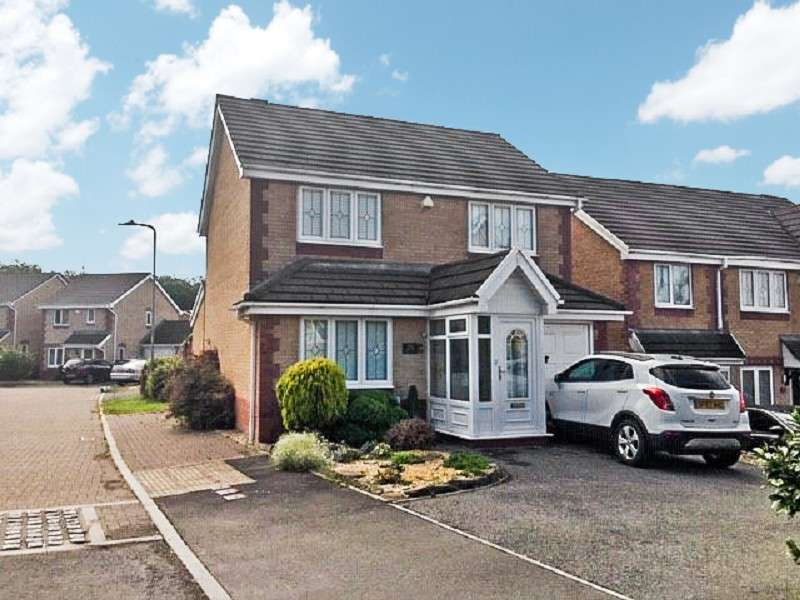 3 Bedrooms Detached House for sale in Min Y Coed, Margam, Port Talbot, Neath Port Talbot. SA13 2TE