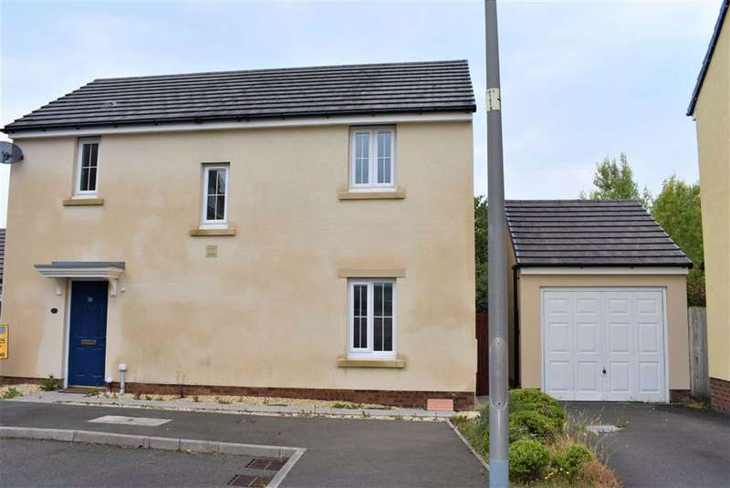 3 Bedrooms Detached House for sale in Heol Waunhir, Carway, Kidwelly