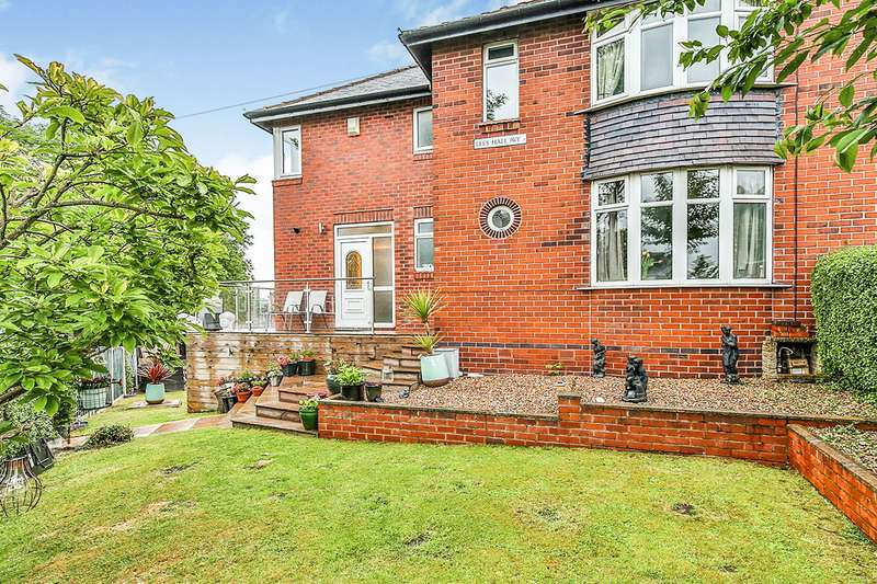 4 Bedrooms Semi Detached House for sale in Lees Hall Avenue, Sheffield, S8