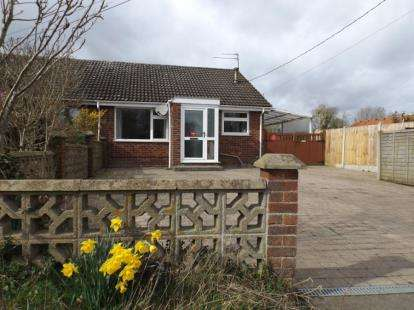 2 Bedrooms Bungalow for sale in Antingham, North Walsham, Norfolk