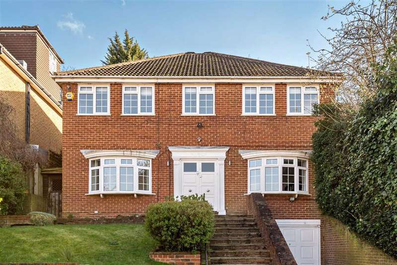 5 Bedrooms House for sale in Hadley Close, Elstree Borehamwood