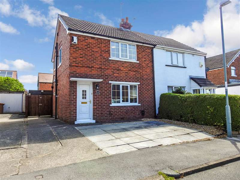 2 Bedrooms Semi Detached House for sale in Alexanadra Road, Walton Le Dale