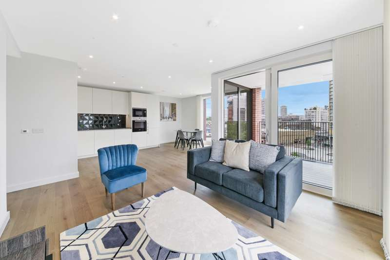 2 Bedrooms Apartment Flat for sale in Weymouth Building, Elephant Park, Elephant & Castle SE17