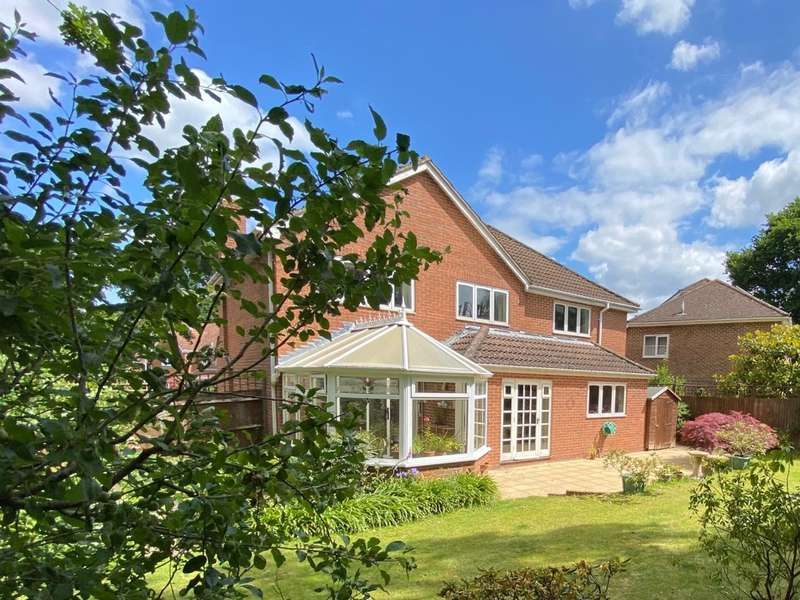 4 Bedrooms Detached House for sale in Lower Mead, Petersfield