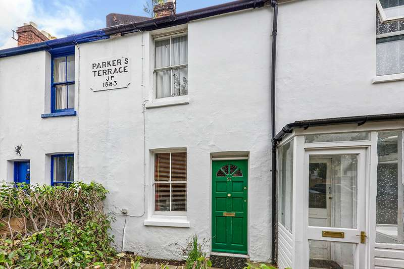 2 Bedrooms House for sale in Black Griffin Lane, Canterbury, CT1