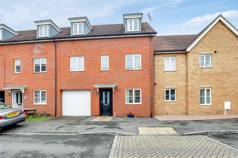 5 Bedrooms House for sale in Reams Way, Kemsley, Sittingbourne