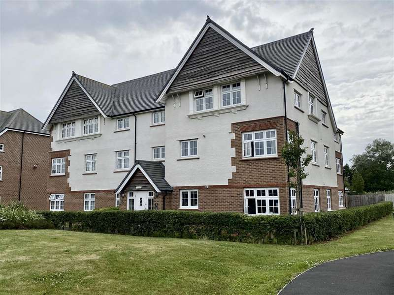 1 Bedroom Flat for sale in Nile Close, Lytham