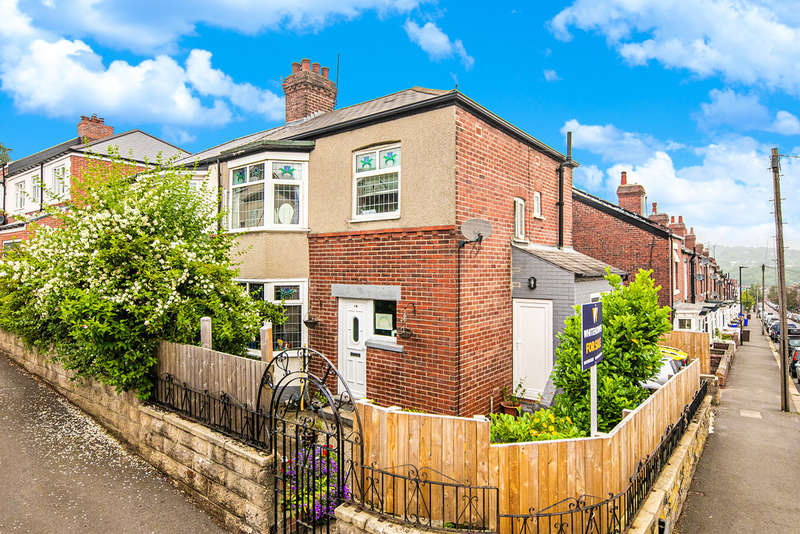 3 Bedrooms Semi Detached House for sale in Glenalmond Road