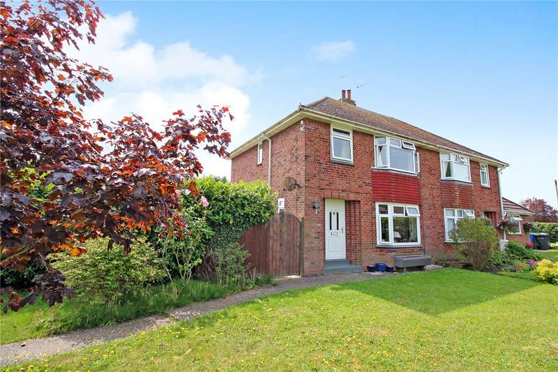 3 Bedrooms Semi Detached House for sale in Queens Drive, Halesworth, Suffolk, IP19