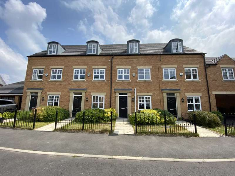 3 Bedrooms Town House for sale in Crow House Farm Drive, Newton Le Willows