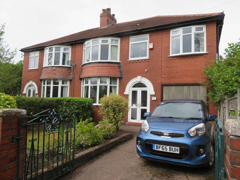 5 Bedrooms Semi Detached House for sale in Burnley Lane, Chadderton