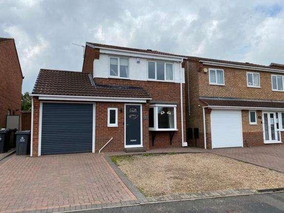 3 Bedrooms Detached House for sale in Selsdon Road, Bloxwich, Walsall