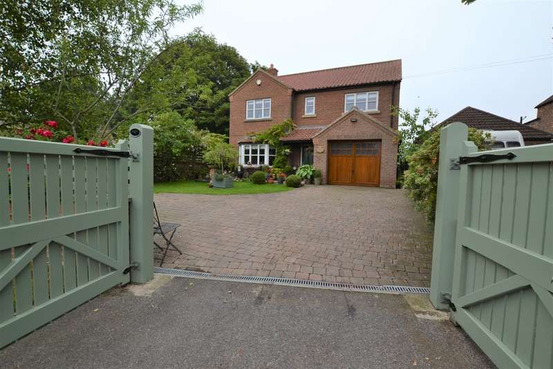 4 Bedrooms Detached House for sale in Deighton, Northallerton, DL6