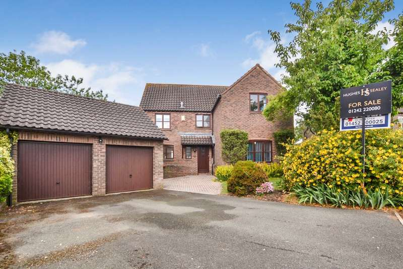 5 Bedrooms Detached House for sale in Foley Rise, Hartpury, Gloucestershire.