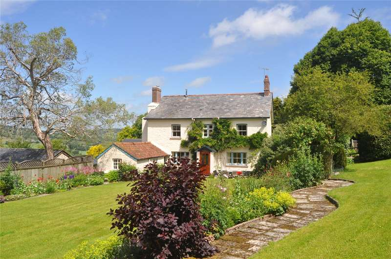 4 Bedrooms Detached House for sale in Hedgend Road, Monkton, Devon, EX14