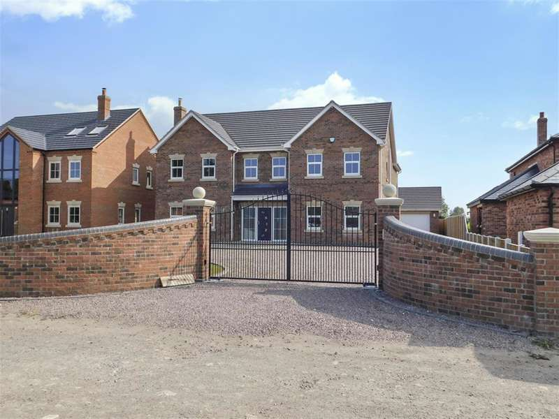 5 Bedrooms Detached House for sale in Wildshed Lane, Burgh Le Marsh, Skegness, PE24 5BW