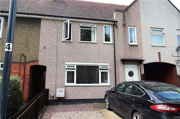 3 Bedrooms Semi Detached House for sale in Paddiford Place, Nuneaton, Warwickshire