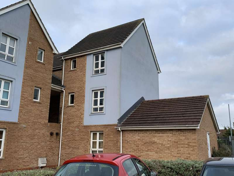 2 Bedrooms Apartment Flat for sale in Pigot Way, Lincoln