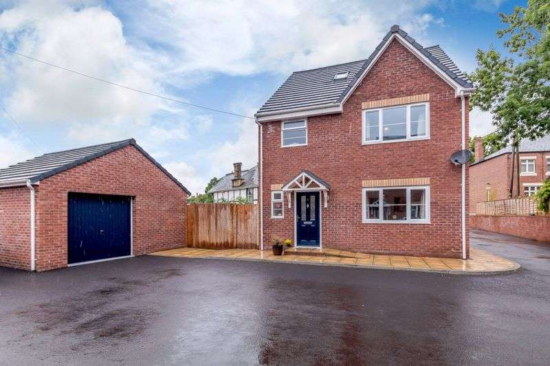 4 Bedrooms Property for sale in Beachley Road, Tutshill, Chepstow, Gloucestershire, NP16