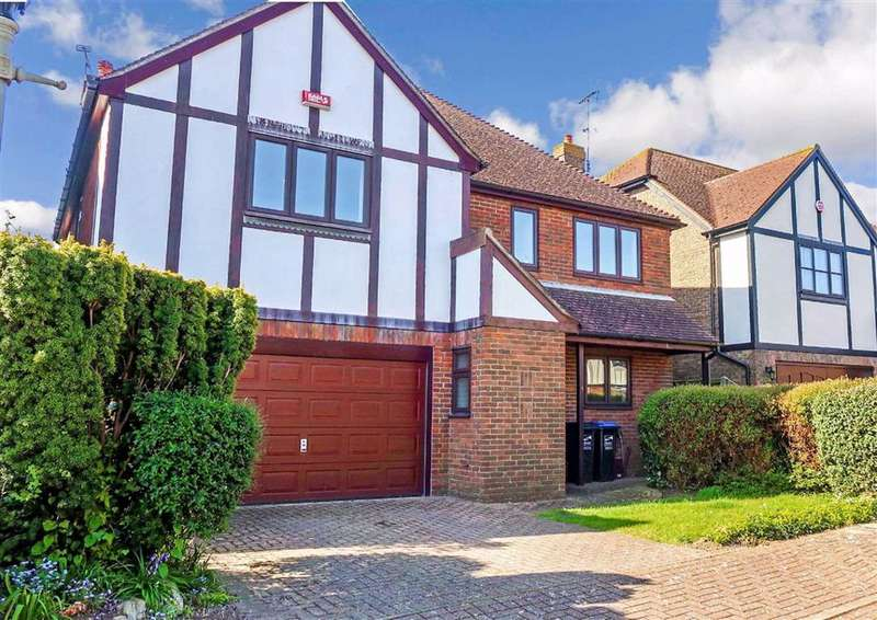 4 Bedrooms Detached House for sale in Wealdhurst Park, Broadstairs, Kent