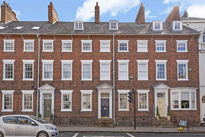 5 Bedrooms Terraced House for sale in North Bar Within, Beverley, East Yorkshire, HU17 8DG