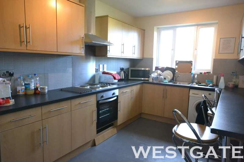 4 Bedrooms Flat for rent in Reading