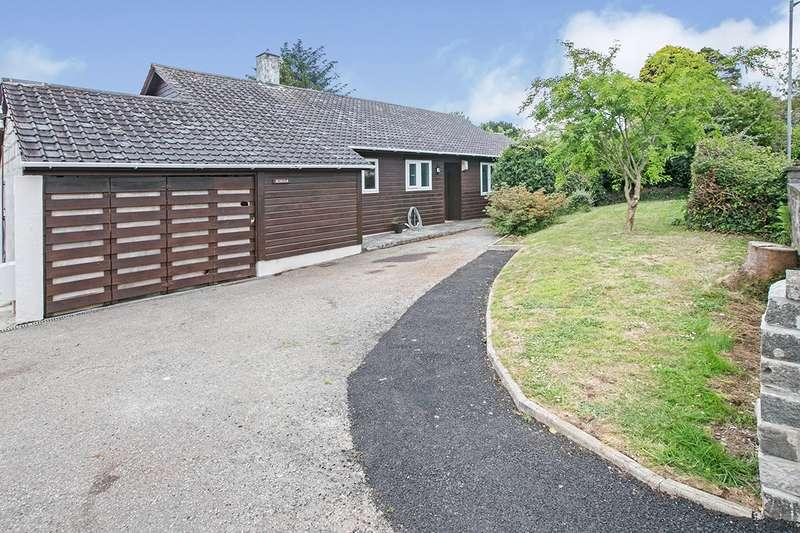 4 Bedrooms Detached Bungalow for sale in Tregurthen Road, Camborne, Cornwall, TR14