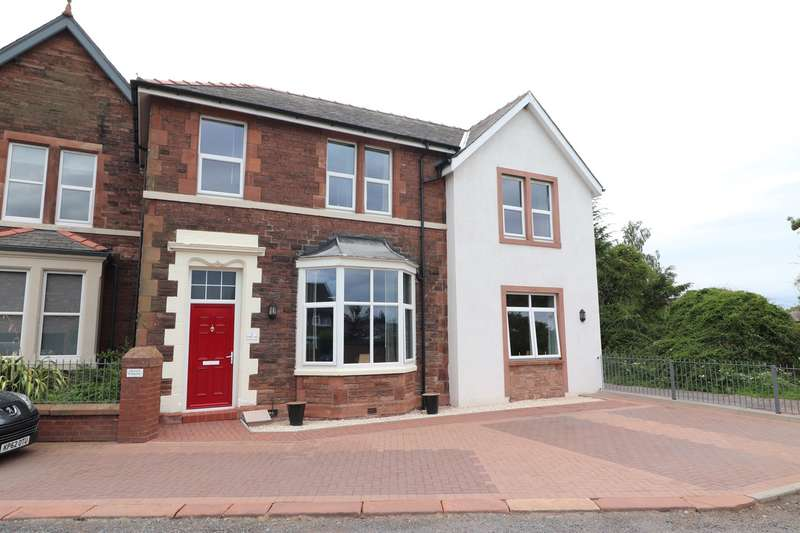 4 Bedrooms End Of Terrace House for sale in York Road, Stanwix, Carlisle, CA3