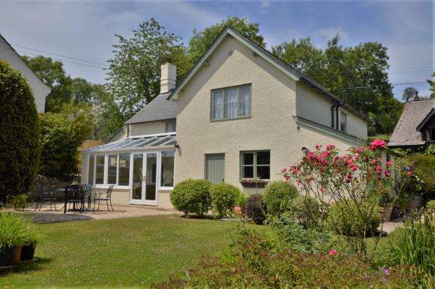 4 Bedrooms Detached House for sale in Southleigh, Colyton, Devon