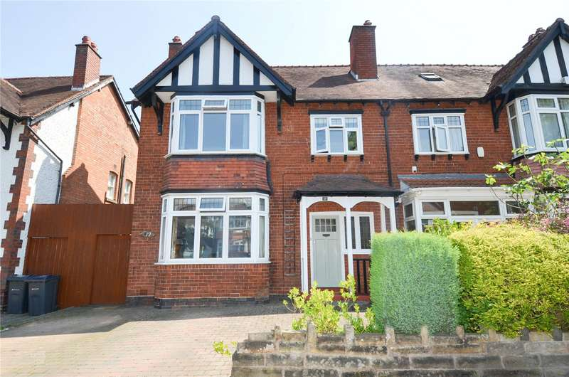 4 Bedrooms Semi Detached House for sale in Southam Road, Birmingham, West Midlands, B28