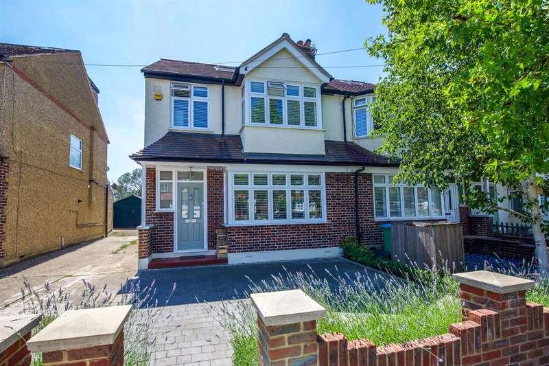 5 Bedrooms Semi Detached House for sale in Cambridge Road, Hampton