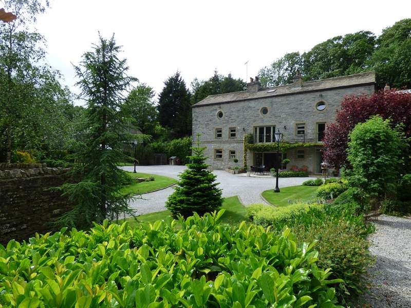 5 Bedrooms Detached House for sale in The Stables, Raygill, Lothersdale