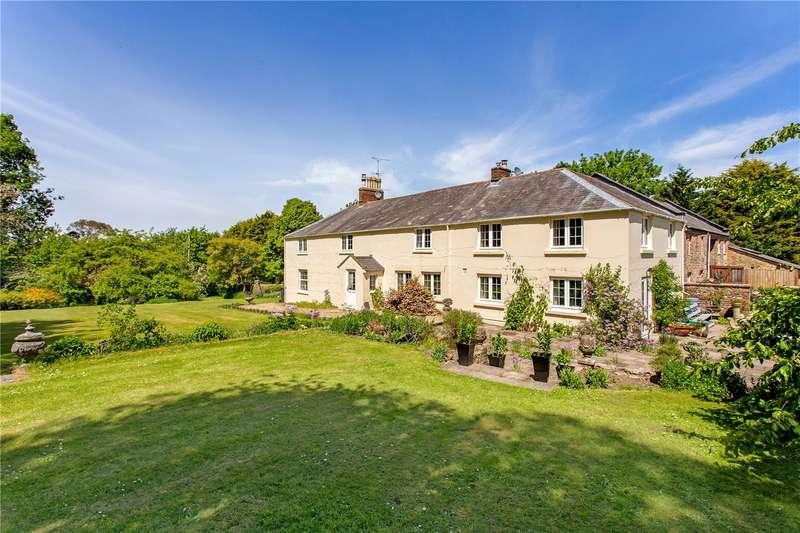 5 Bedrooms Detached House for sale in Bradley Road, Warminster, Wiltshire, BA12