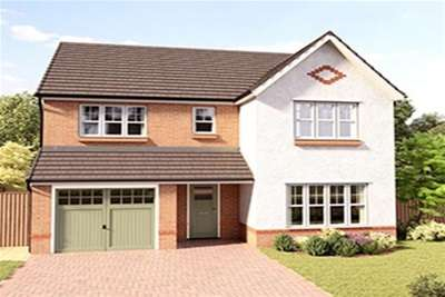 4 Bedrooms House for rent in 7 Ffordd Porthdy, Rhuddlan - Plot 53