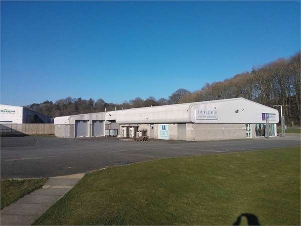 Commercial Property for rent in RETAIL WAREHOUSE/ TRADE COUNTER UNIT, Selkirk Retail Park, Dunsdalehaugh, Selkirk, Scottish Borders