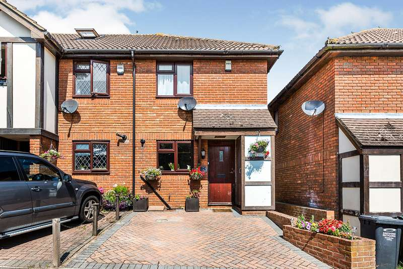 2 Bedrooms End Of Terrace House for sale in Turner Road, Bean, Kent, DA2