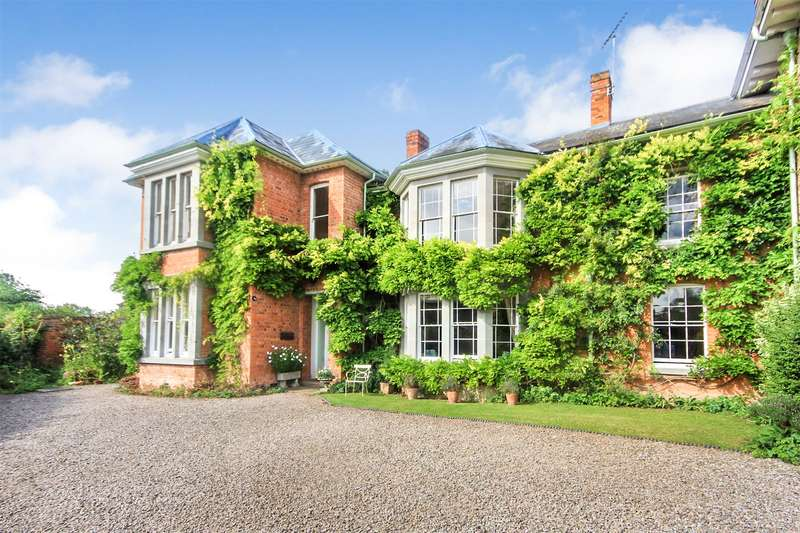 3 Bedrooms Apartment Flat for sale in Stoke Lacy, Bromyard, HR7