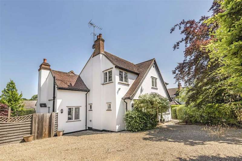 4 Bedrooms Detached House for sale in The Grove, Radlett, Hertfordshire