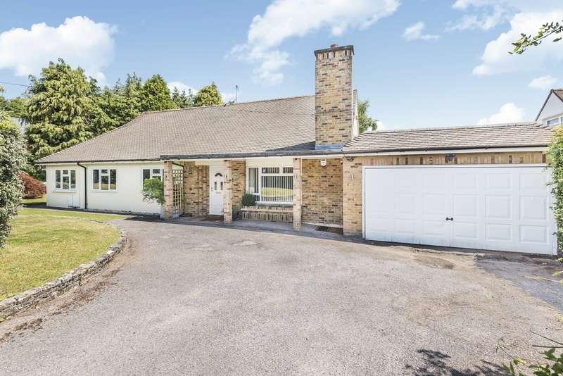 3 Bedrooms Detached House for sale in Heath Ridge Green, Cobham, KT11