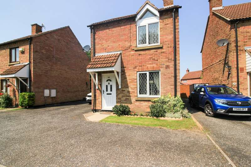 2 Bedrooms Detached House for sale in Watch House Lane, Bentley, Doncaster