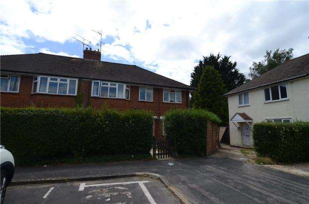 2 Bedrooms Maisonette Flat for sale in Covey Close, Farnborough