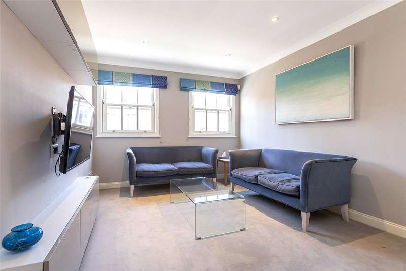 2 Bedrooms Flat for sale in St. Pauls View Apartments, 15 Amwell Street, London, EC1R