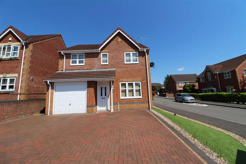 4 Bedrooms Detached House for sale in Stockwood Close, Langstone