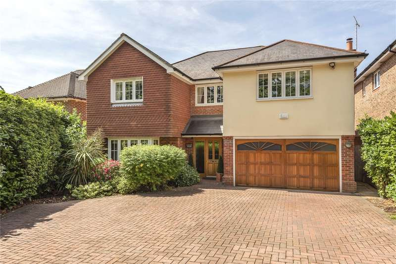 4 Bedrooms Detached House for sale in School Lane, Stoke Poges, Buckinghamshire, SL2