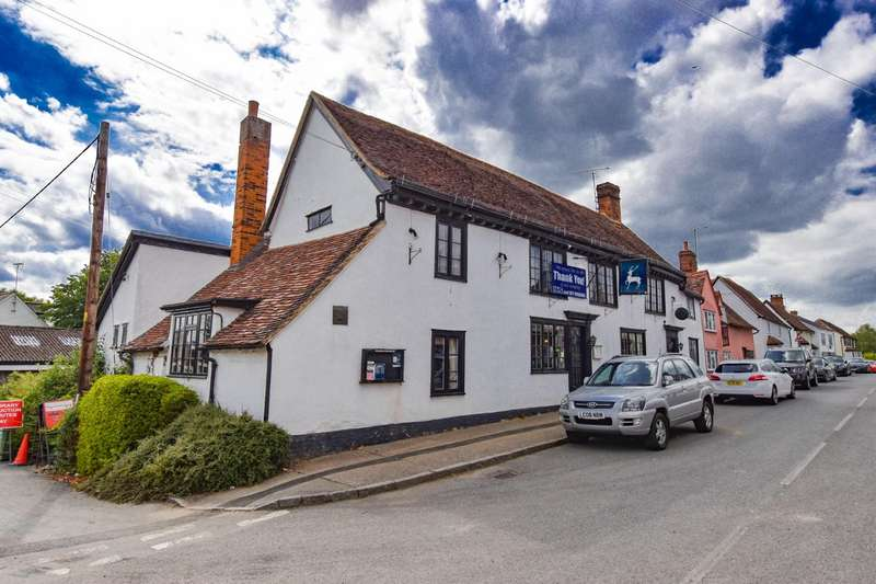 4 Bedrooms Commercial Property for sale in High Street, Stebbing, Dunmow